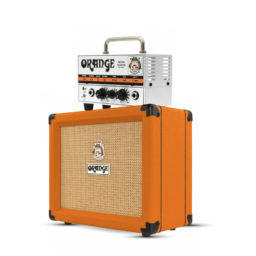 Combo Orange Gabinete PP108 (Orange) + Cabezal Micro Terror