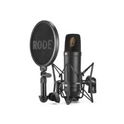 Micrófono Condensador RODE NT1-KIT