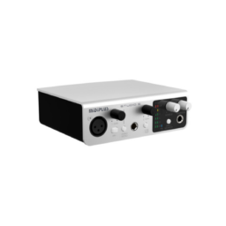 Interfaz de Audio USB Midiplus Studio S