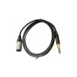 Cable PLUG / XLR MACHO
