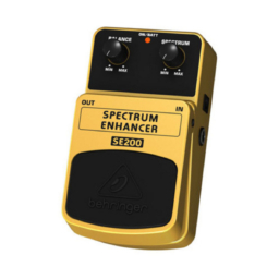 Pedal de Efectos Behringer SE200 Spectrum Enhancer EQ