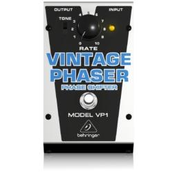 Pedal de Efectos Behringer VP1 Vintage Phaser