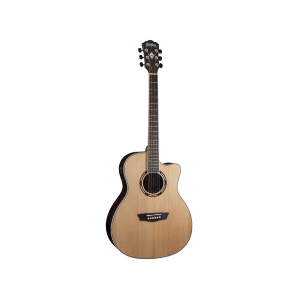Guitarra Electroacústica Washburn AG70CE