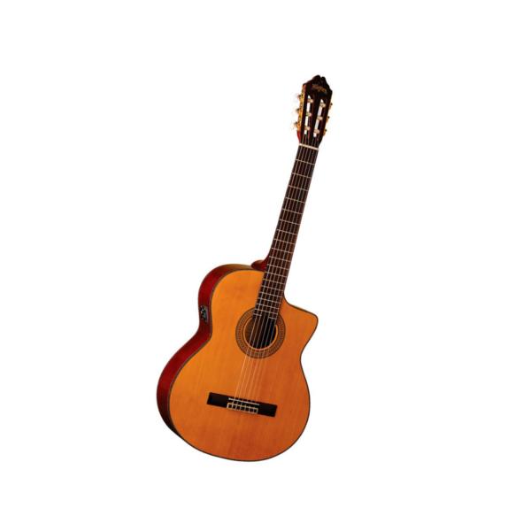 Guitarra Electroacústica Washburn C64SCE