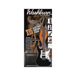 Pack guitarra Electrica X15B PAKE