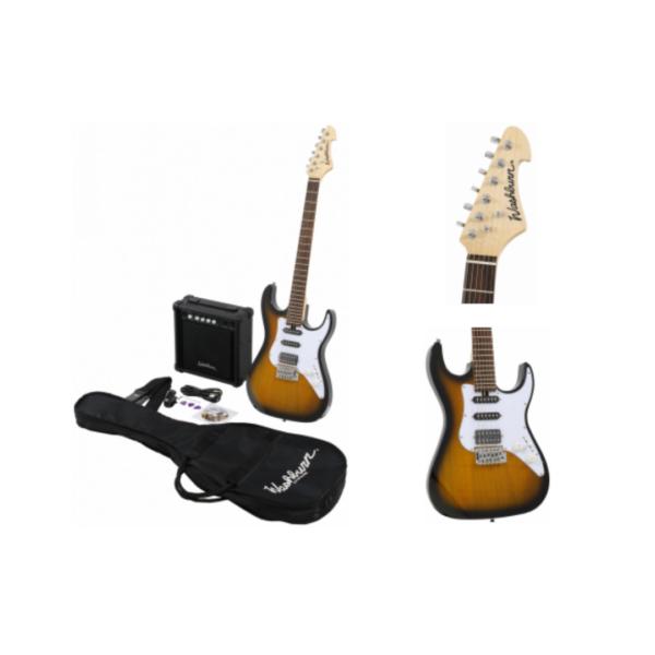 Pack guitarra Electrica X15TS PAKE